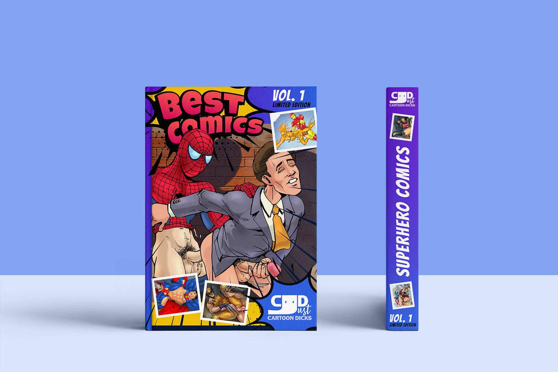 Gay Comics Porn Category
